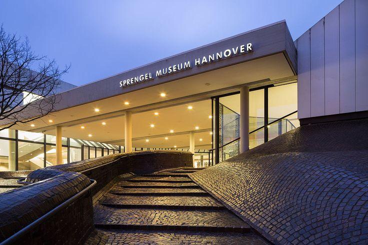 HANNOVER Sprengel Museum hanover germany