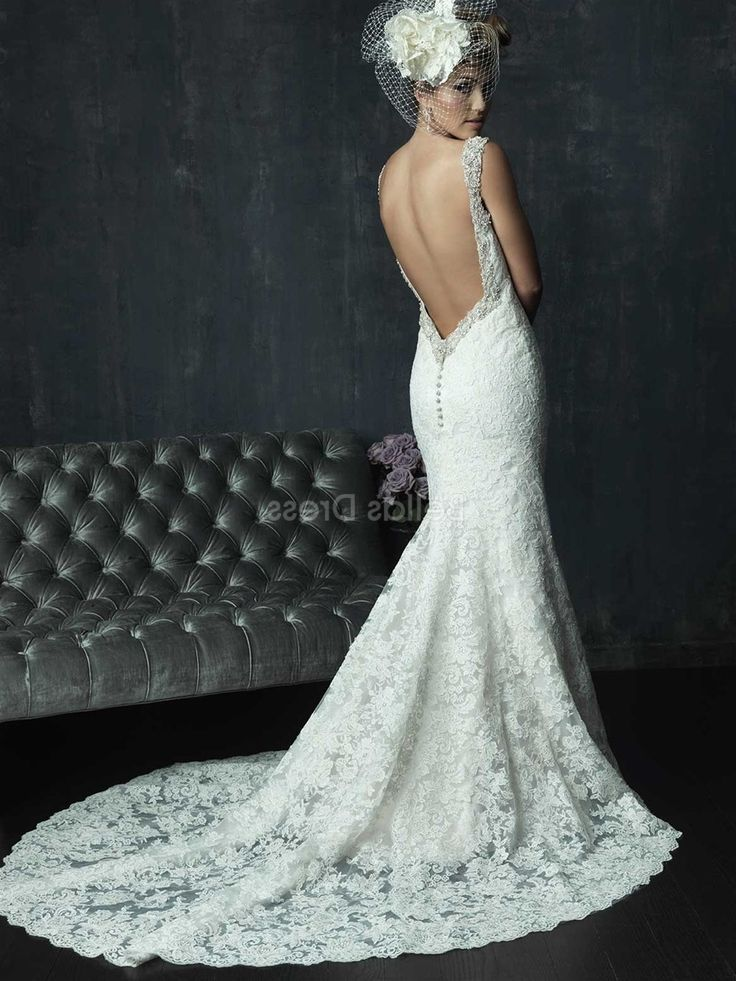 25 best ideas about tight wedding dresses on pinterest for Tight fitting wedding dresses