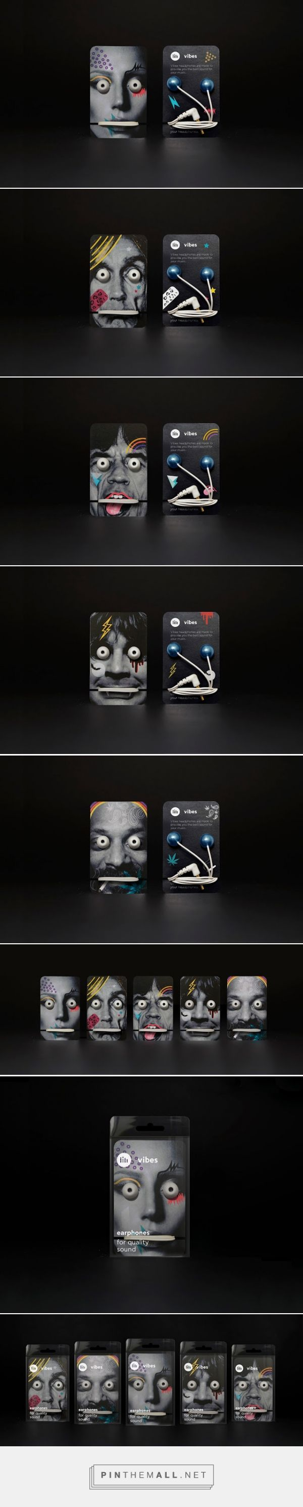 ‪‎Ozzy‬ ‪Gaga‬ ‪‎Snoop dogg‬? Can you identify them all? ‪Earphones‬ ‪‎packaging‬ ‪concept‬ designed by Adamantia Chatzivasileiou (‪Greece‬) - http://www.packagingoftheworld.com/2016/02/vibes-earphones-concept.html