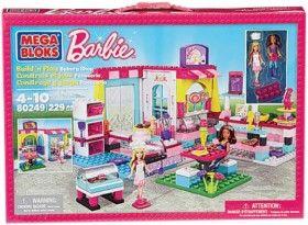 Mega Bloks Barbie Bakery   Zayda