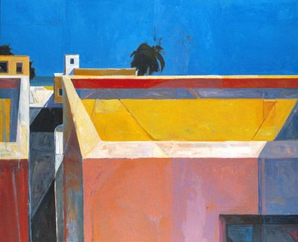 Richard  Diebenkorn - atlantic