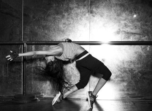 She's an incredible dancer. -- Sofia Boutella // photo by Lauren Dukoff
