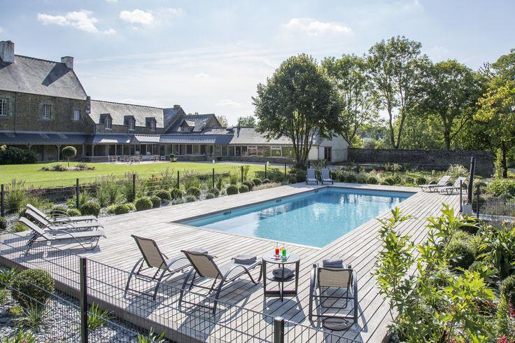 Les 30 meilleures images du tableau piscines esprit nature for Reglementation piscine privee a usage collectif