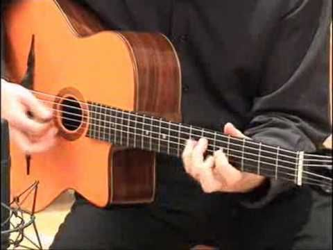 Cours de guitare jazz manouche - Samy Daussat - Minor Swing