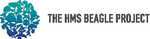 The handsome new logo of the HMS Beagle Project. Lecturer Anna Faherty oversaw the development of the charity's new brand, and managed its implementation across different digital platforms
