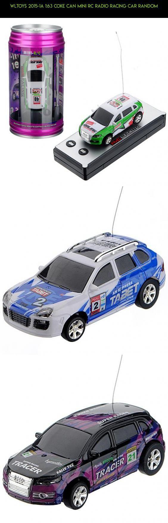Wltoys 2015-1A 1:63 Coke Can Mini RC Radio Racing Car Random #camera #mini #wltoys #fpv #gadgets #tech #products #plans #kit #racing #rc #parts #shopping #drone #car #technology