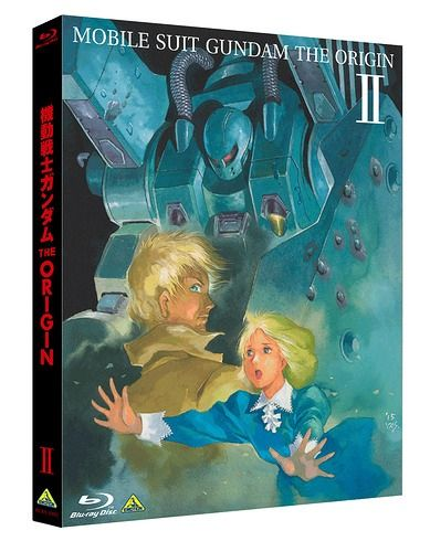 CDJapan : Mobile Suit Gundam: The Origin (English, French & more languages for Subtitles available / English Audio Available) 2 Animation Blu-ray