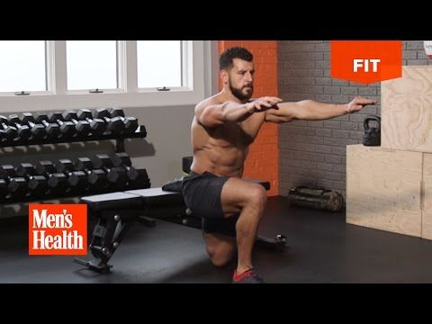 Thermogenic Tempo Training from the 21-Day MetaShred Home Workout DVD - YouTube