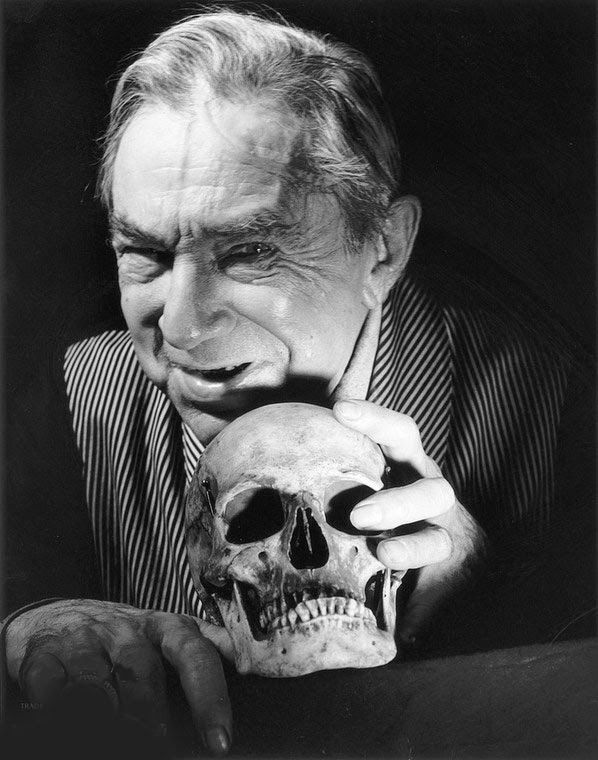 THE BLACK SLEEP (1956) - Bela Lugosi - Produced by Howard W. Koch - United Artists - Publicity Still.