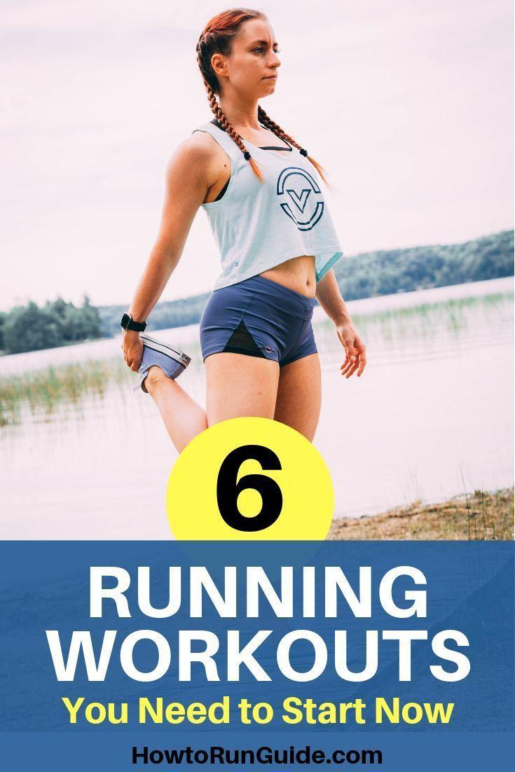 6 running workouts for long distance runners running