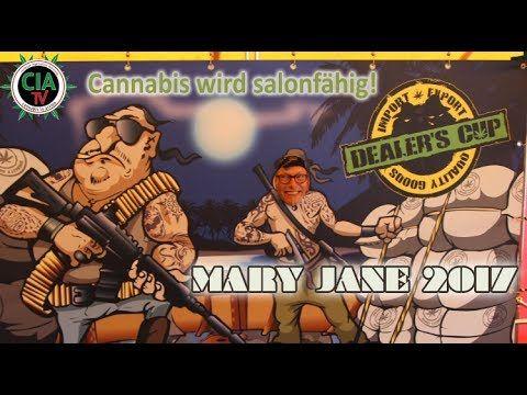 CIA-TV° ermittelt - Cannabis wird salonfähig - Mary Jane 2017