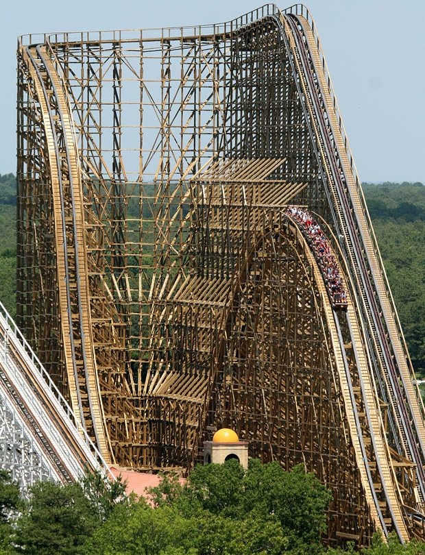 El Toro, Six Flags Great Adventure
