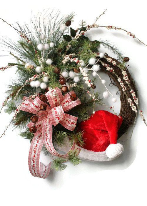 344 best Christmas floral ideas images on Pinterest ...