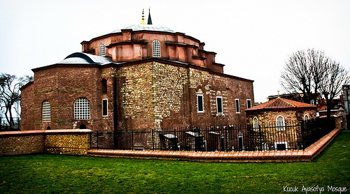 Little Ayasofya Mosque