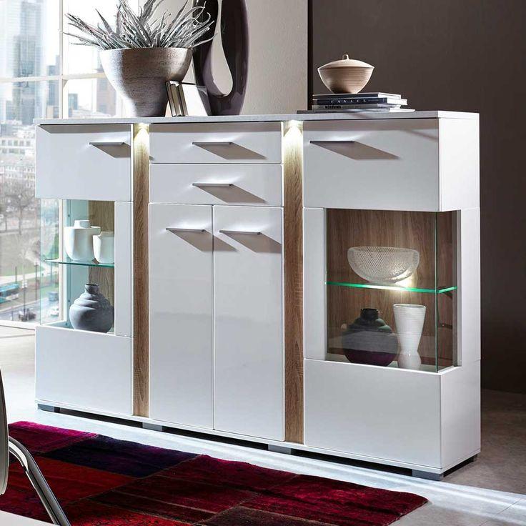 die besten 25 anrichte buffet ideen auf pinterest k chenanrichten wei e anrichte und. Black Bedroom Furniture Sets. Home Design Ideas