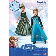 Simplicity - 1222 Frozen