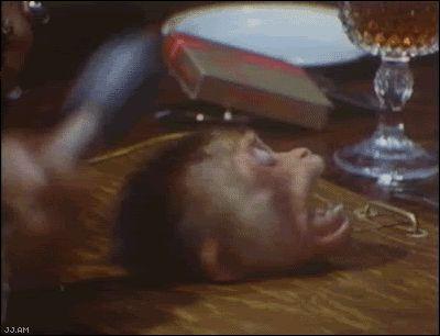 faces of death 1978 eating brain of live monkey - Поиск в Google