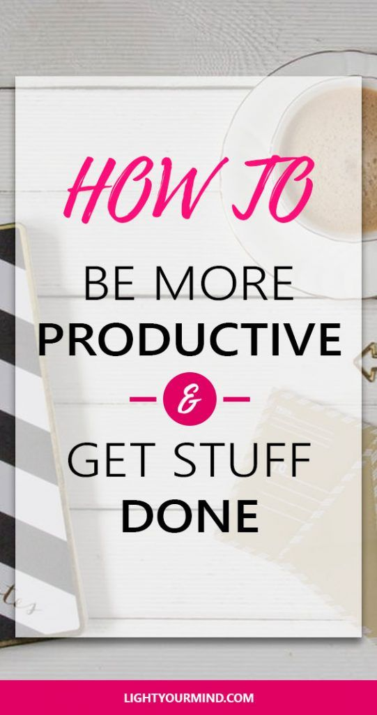 A simple method with step by step guideline that will teach you how to be productive and achieve any goal you want. Apply it now to use your time right! | getting things done, productivity tips