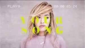 Rita Ora Ft. Burna Boy – Your Song (Remix)