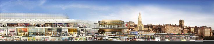 External marketing schedule CGI for Westfield Shopping Malls