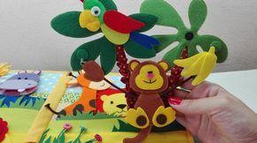 Книга для Даши(20*20см) - запись пользователя Ольга (fyutkbyfcehfnjdf) в сообществе Рукоделие в категории Развивающие игрушки (ТОЛЬКО ГОТОВЫЕ РАБОТЫ И ВЫКРОЙКИ) - Babyblog.ru