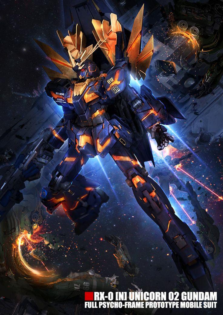 GUNDAM GUY: Awesome Gundam Digital Artworks [Updated 8/7/16] …