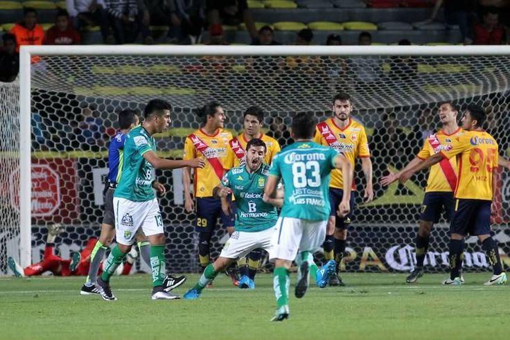 A qué hora juega Morelia vs León en la Liguilla del C2016 y en qué canal - https://webadictos.com/2016/05/10/hora-morelia-vs-leon-liguilla-clausura-2016/?utm_source=PN&utm_medium=Pinterest&utm_campaign=PN%2Bposts