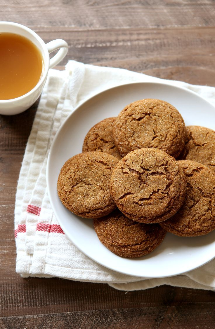 Schokoladen Weihnachtskekse.Sweet Sorghum Spice Cookies Rezept Christmas Cookies Recipes