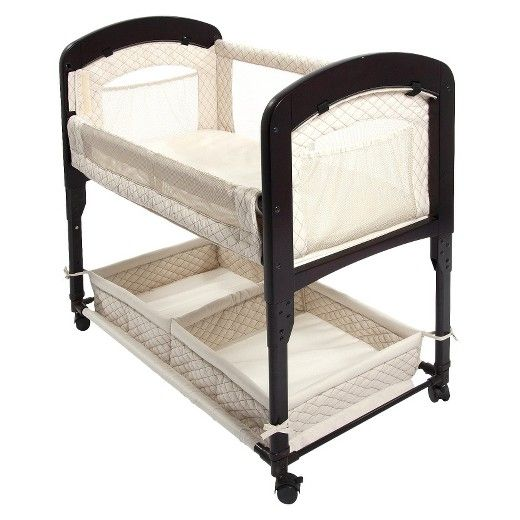 Arm's Reach Cambria Co-Sleeper Bassinet - Natural : Target