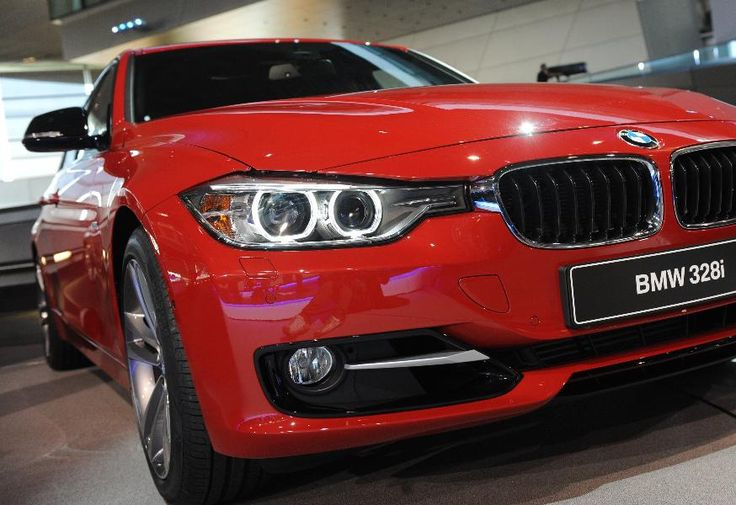 10. BMW 328i sedan under one of the safest cars for teens to drive on the road and under $18,000