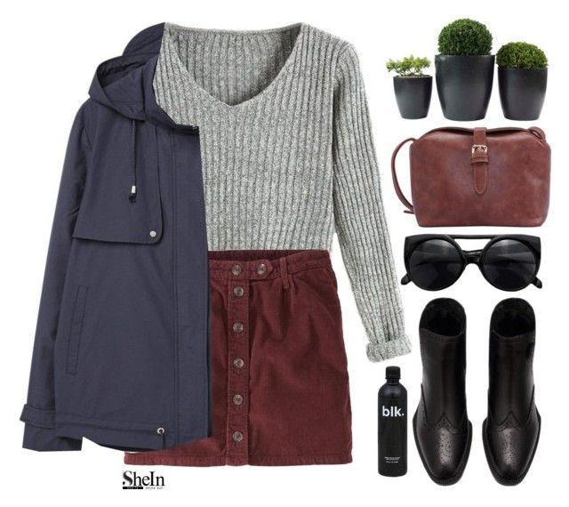 """#SheIn"" by credentovideos ❤ liked on Polyvore featuring Jack Wills and Violeta by Mango"