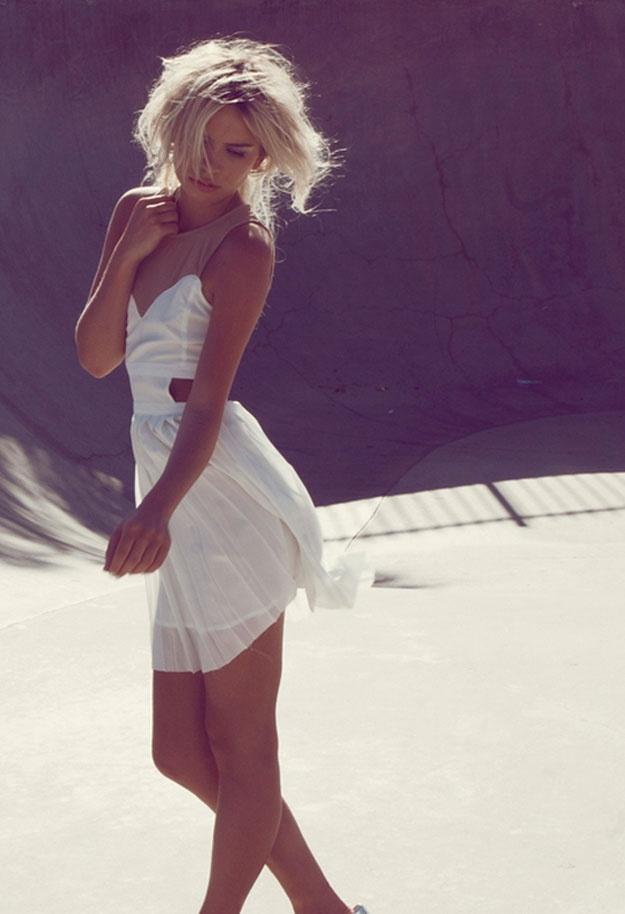 Cut out dress / Style Stalker