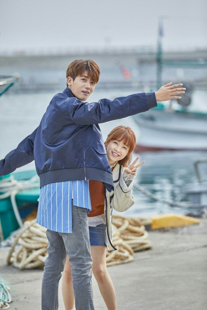 Strong Woman Do Bong Soon- Min Min and Bon Bon❤️