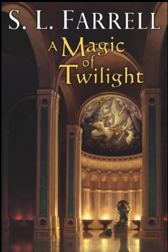 A Magic of Twilight. Book I in The Nessantico Cycle.