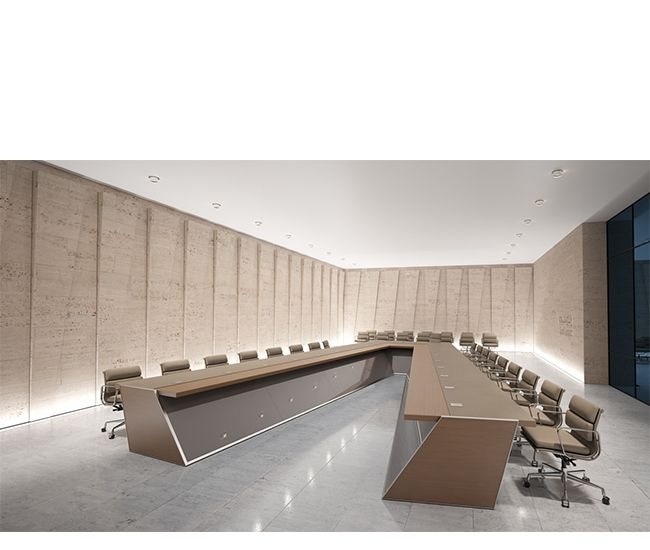 DynamicTalk is unobtrusive, provides an elegant design and is compatible with conference systems