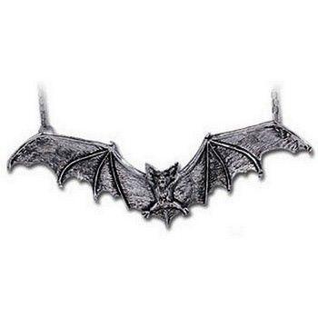 Pendentif Alchemy Gothic Gothic Bat