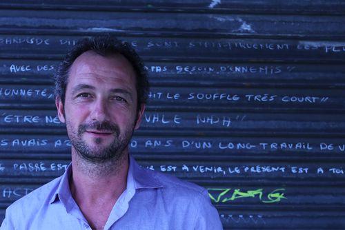 Martin Chénot © digitalsilex - Directeur de l'École d'architecture et de paysage de Bordeaux - CONVERSATION, Bâtir un enseignement architectural & paysager demain, par Clémence Blochet - JP#5