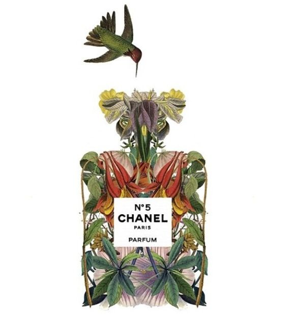 Nature for Chanel - even though unrealistic, shows purity.