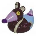 Jouet pour le bain - Ducky Déglingos : Ratos le rat