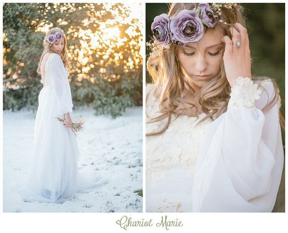 Dress for the occasion.   15 Tips For The Perfect Destination WeddingMake sure you tailor your dress and makeup to your location. Having an outdoor wedding? Try a clean face and a light, flowing dress.