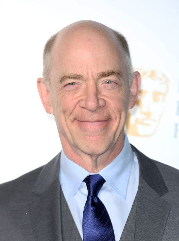 I got J.K. Simmons! Which 2015 Academy Award Nominee Are You?