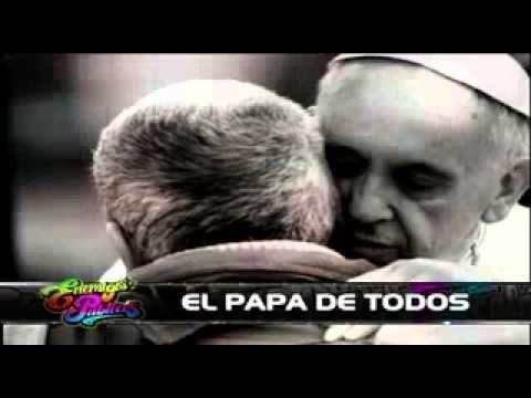 Los gestos del Papa Francisco - YouTube