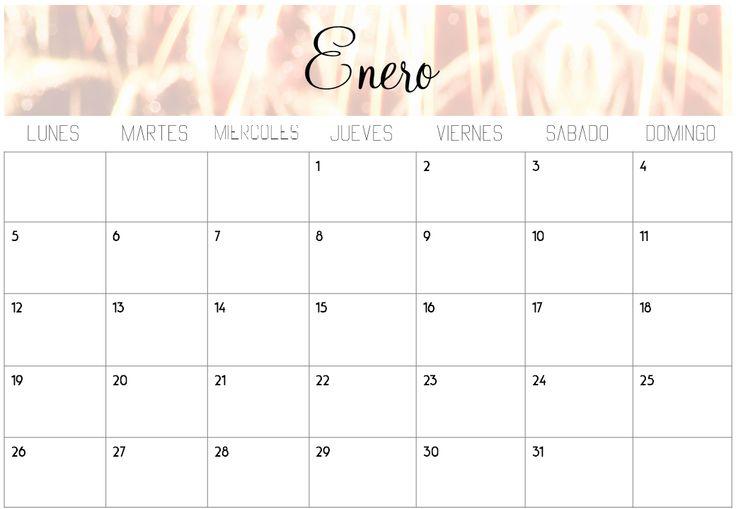 Calendarios Enero 2015 y ¡FELIZ NAVIDAD!