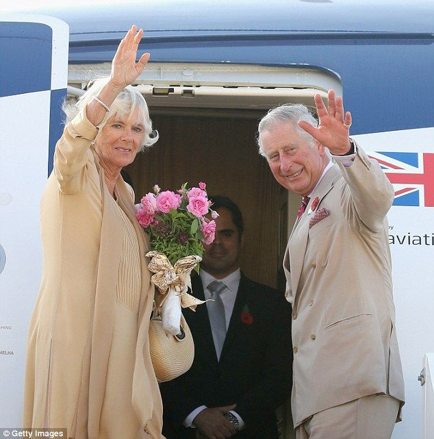 The Prince of Wales and the Duchess of Cornwall bid a final farewelll to Bahrain today at ...