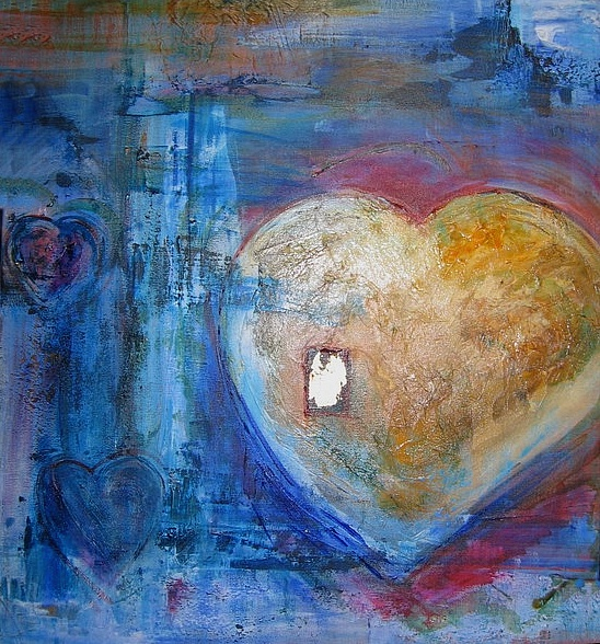 Title: '3 Hearts from One'