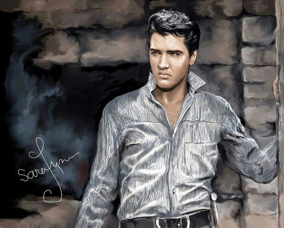 "( ☞ 2017 IN MEMORY OF ★ † ELVIS  PRESLEY "" Rock & roll ♫ pop ♫ rockabilly ♫ country ♫ blues ♫ gospel ♫ rhythm & blues ♫ "" ★ Funny How Time Slips Away ♪♫♪♪ 1972 "" ) ★ † ♪♫♪♪ Elvis Aaron Presley - Tuesday, January 08, 1935 - 5' 11¾"" - Tupelo, Mississippi, USA. Died; Tuesday, August 16, 1977 (aged of 42) Resting place Graceland, Memphis, Tennessee, USA. Cause of death: (cardiac arrhythmia)."