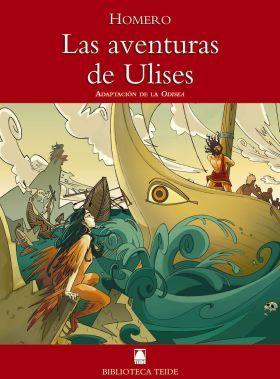 Una buena adaptación de La Odisea de Homero con hermosas ilustraciones.