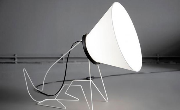 Bronco lamp by Toer