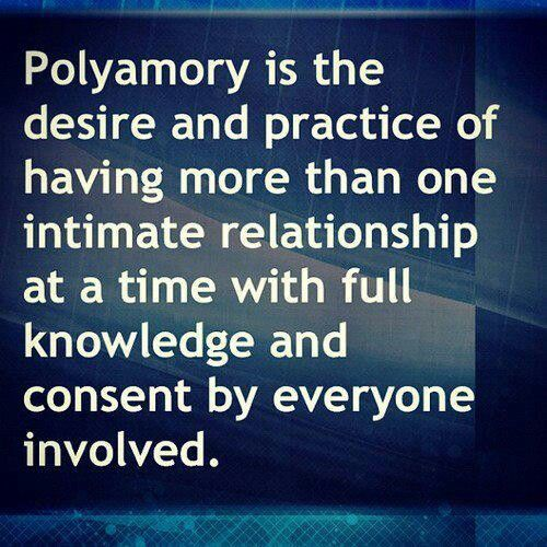 polyamory dating definition