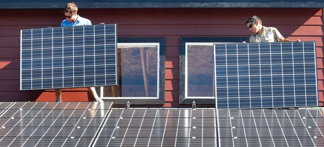If you're thinking that solar panels face south to capture the most sunlight and thus the most energy, then you'd be absolutely correct. Yet, solar experts are saying that rooftop panels should be installed facing west. This surprising turn can be explained by quirks in our electrical grid.